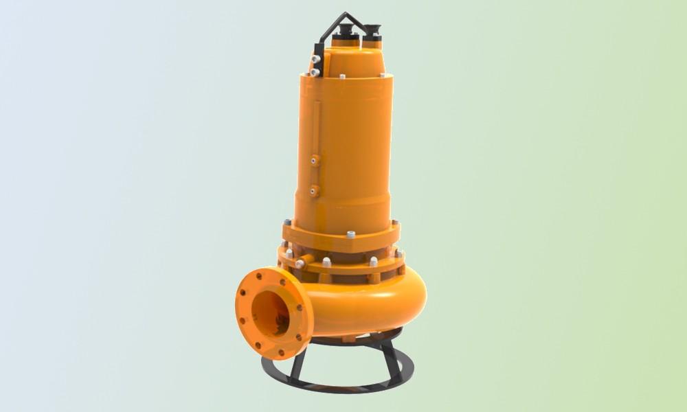 """Atık Suların Transferinde Sorunsuz Çözüm : """"ENDURO Dalgıç Pompa"""""""