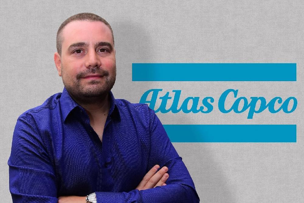 Atlas Copco Kompresör Tekniği Yağsız Hava Bölümü Ürün & Pazarlama Uzmanı Erdem Enç